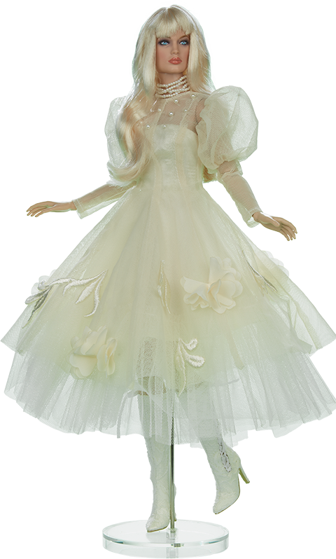 Sideshow Collectibles Romantic Notion Fashion Doll Collectible Doll