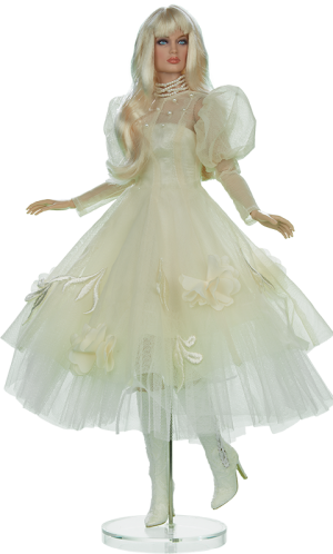 Romantic Notion Fashion Doll Collectible Doll