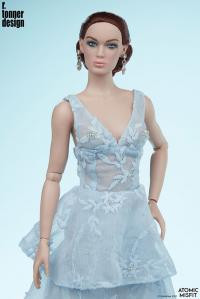 Gallery Image of Star Gazing Fashion Doll Collectible Doll