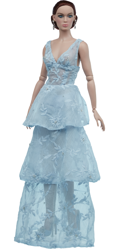 Sideshow Collectibles Star Gazing Fashion Doll Collectible Doll