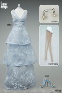 Gallery Image of Star Gazing Fashion Doll Outfit Doll Outfit