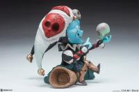 Gallery Image of Kier, Relic Ravlatch, & Malavestros: Court-Toons Collectible Set Statue