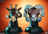 Gallery Image of Ram and Giraffe Designer Collectible Toy