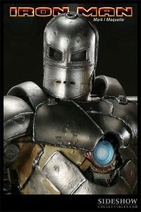 Gallery Image of Iron Man Mark I Maquette