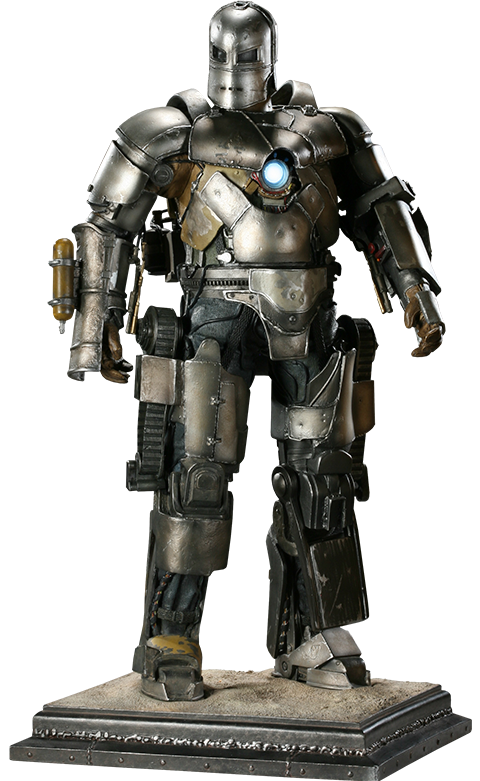 Sideshow Collectibles Iron Man Mark I Maquette