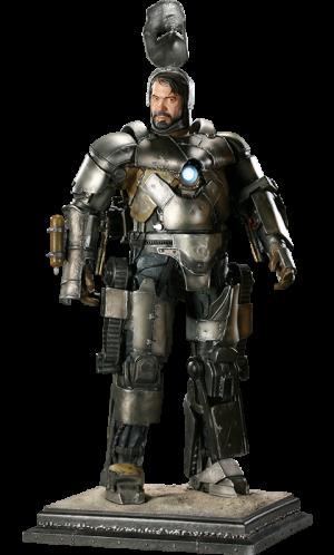 Iron Man Mark I Maquette
