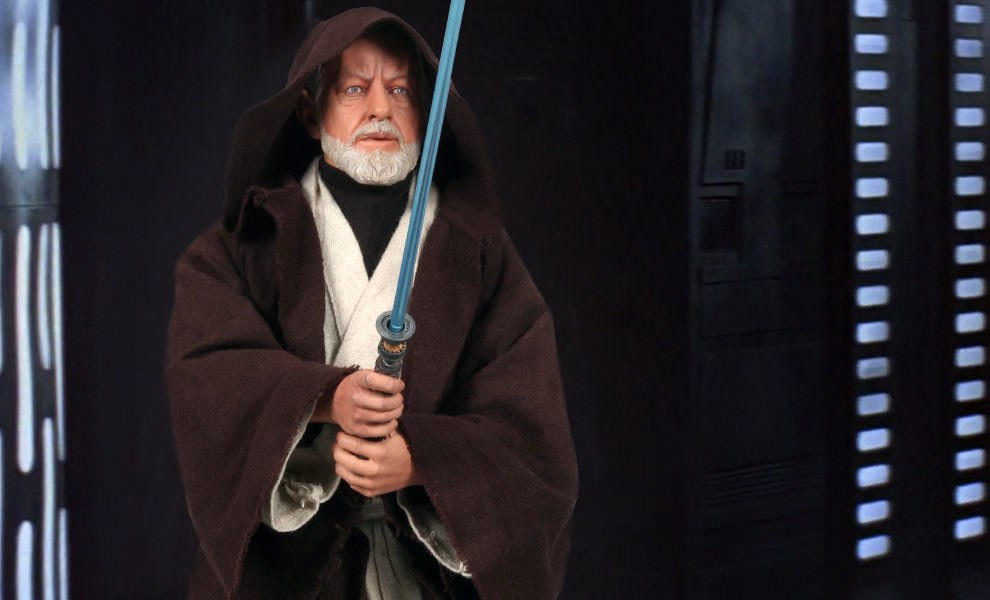Gallery Feature Image of Obi-Wan Kenobi Premium Format™ Figure - Click to open image gallery