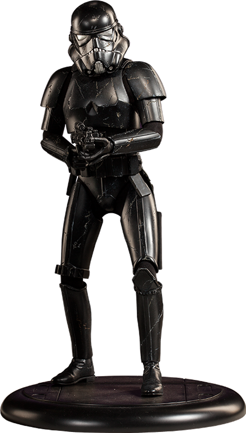 Sideshow Collectibles Blackhole Stormtrooper Premium Format Figure