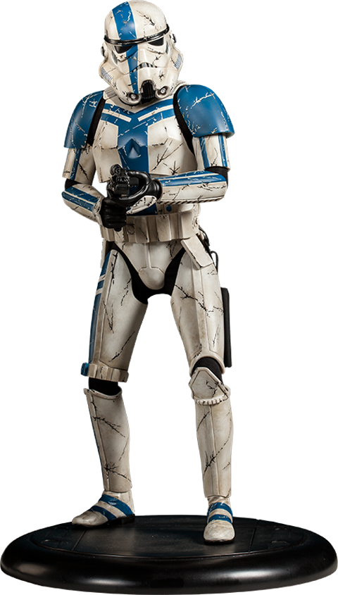 Sideshow Collectibles Stormtrooper Commander Premium Format™ Figure