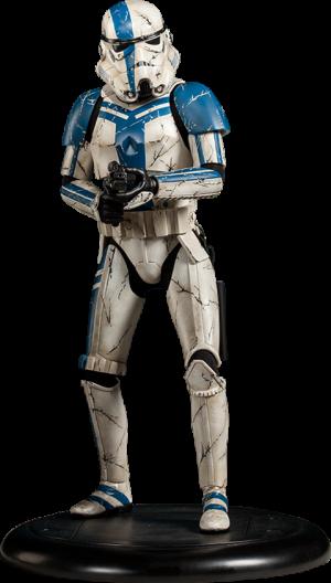 Stormtrooper Commander Premium Format Figure