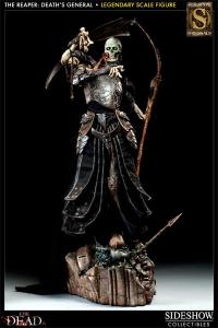 Gallery Image of The Reaper: Deaths General Legendary Scale™ Figure