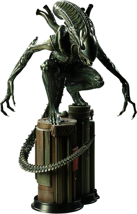 Sideshow Collectibles Alien Warrior Maquette