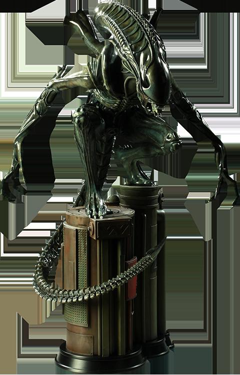 Sideshow Collectibles Alien Warrior Maquette