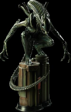 Alien Warrior Maquette