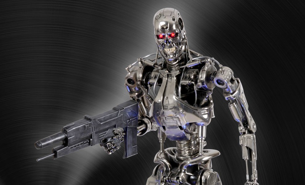 Gallery Feature Image of T-800 Endoskeleton 1:2 Scale Replica Scaled Replica - Click to open image gallery