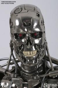 Gallery Image of T-800 Endoskeleton Scaled Replica