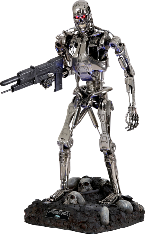 Sideshow Collectibles T-800 Endoskeleton Scaled Replica