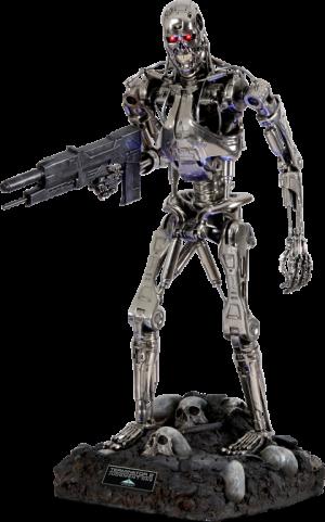T-800 Endoskeleton Scaled Replica