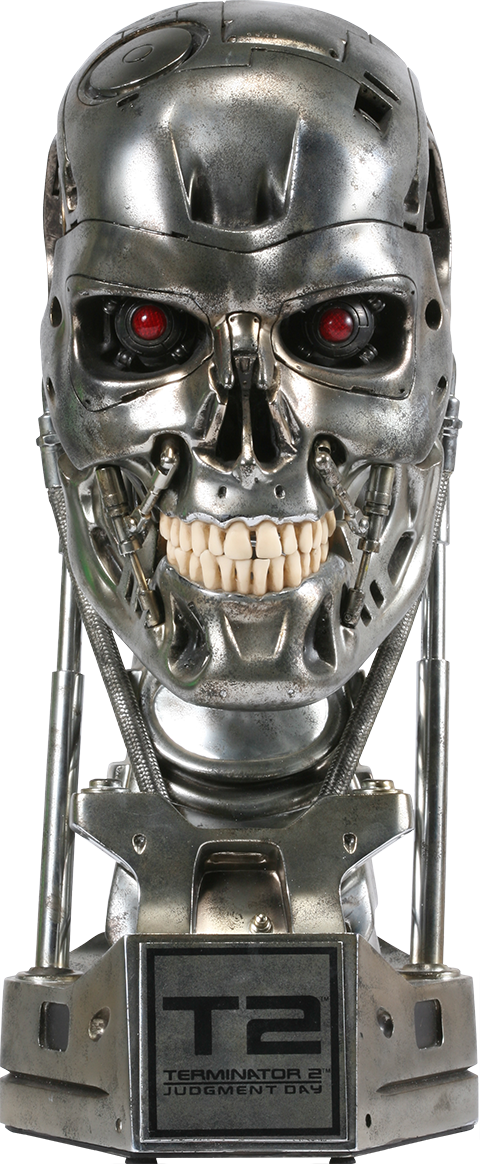 Sideshow Collectibles T-800: Combat Veteran  Life-Size Bust