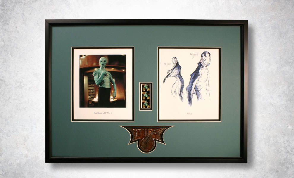 Gallery Feature Image of Abe Sapien Fine Art Print - Click to open image gallery