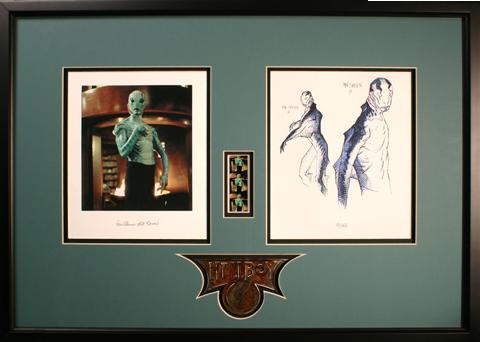 Sideshow Collectibles Abe Sapien Fine Art Print