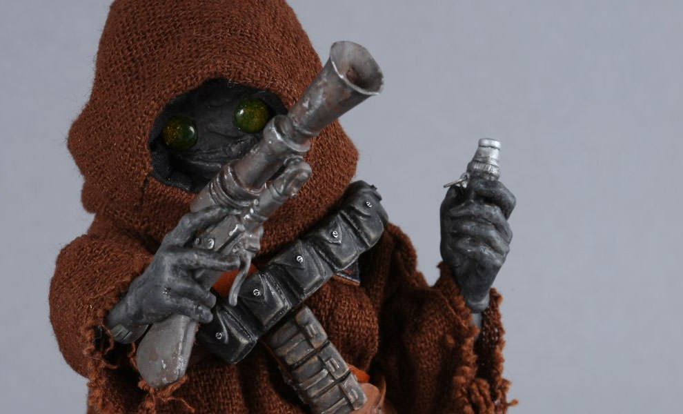 Gallery Feature Image of Jawa Vinyl Collectible - Click to open image gallery