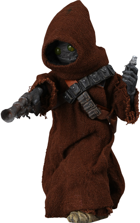 Medicom Toy Jawa Vinyl Collectible