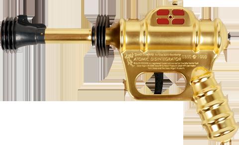 Go Hero Buck Rogers Atomic Disintegrator Prop Replica