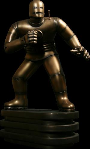 Original Iron Man Polystone Statue