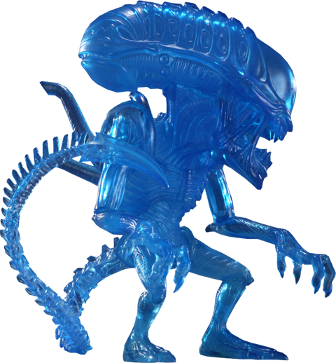 Plastic Arts Alien Vinyl Collectible