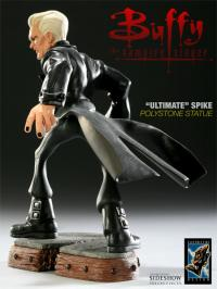 Gallery Image of 'Ultimate' Spike Polystone Statue