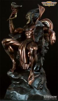 Gallery Image of Mephisto Polystone Statue