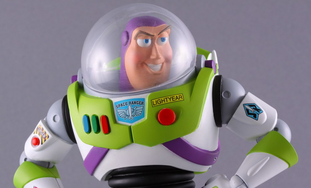 Gallery Feature Image of Buzz Lightyear Vinyl Collectible - Click to open image gallery