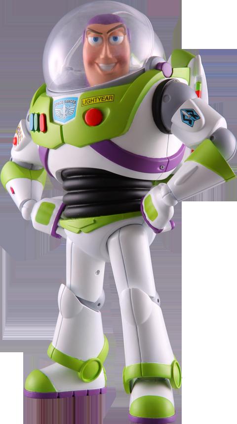Medicom Toy Buzz Lightyear Vinyl Collectible