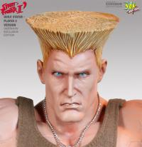 Gallery Image of Guile Mixed Media Statue