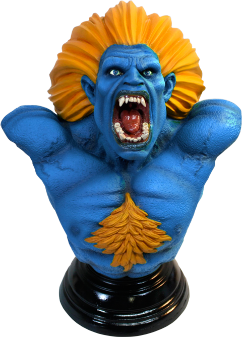 PCS Collectibles Blanka Polystone Bust