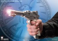 Gallery Image of Nick Fury Electronic Needle Gun Prop Replica