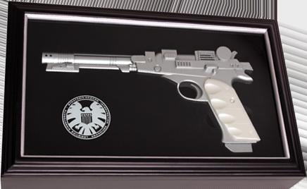 Museum Replicas Nick Fury Electronic Needle Gun Prop Replica