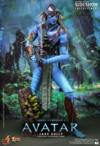Gallery Image of Jake Sully Sixth Scale Figure