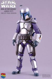 Gallery Image of Jango Fett - 2nd Jett Pack Version Sixth Scale Figure