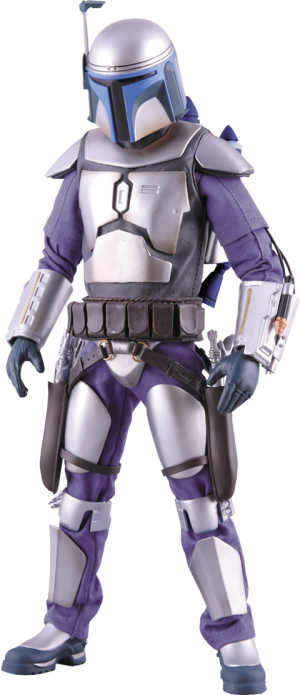Jango Fett - 2nd Jett Pack Version Sixth Scale Figure