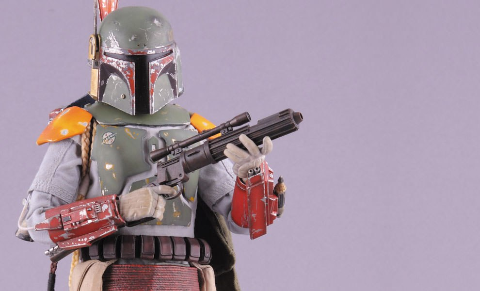 Gallery Feature Image of Boba Fett - ROTJ Version Sixth Scale Figure - Click to open image gallery