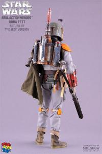 Gallery Image of Boba Fett - ROTJ Version Sixth Scale Figure