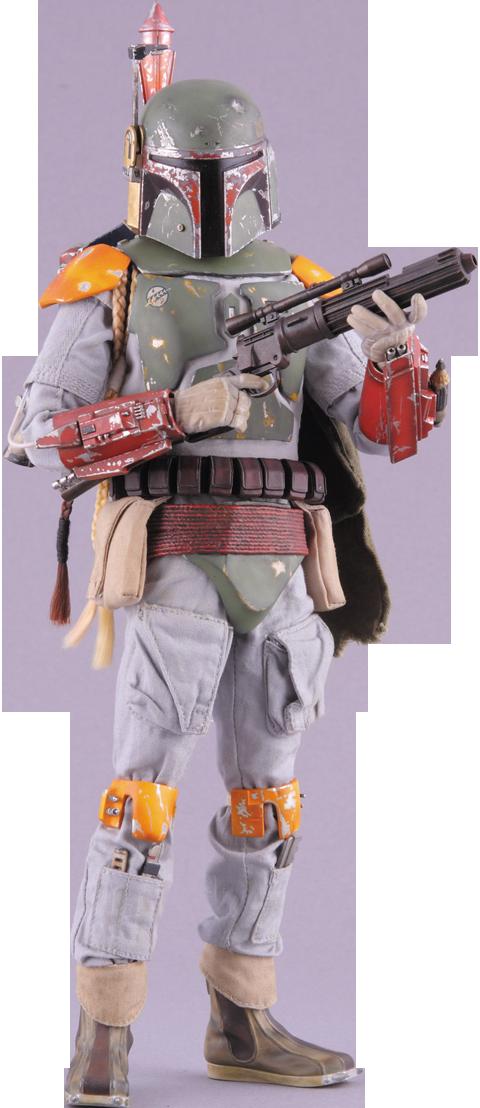 Medicom Toy Boba Fett - ROTJ Version Sixth Scale Figure