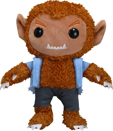 Funko The Wolfman Plush Doll