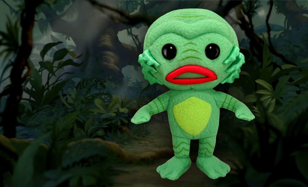 Gallery Feature Image of The Creature From the Black Lagoon Plush Doll - Click to open image gallery