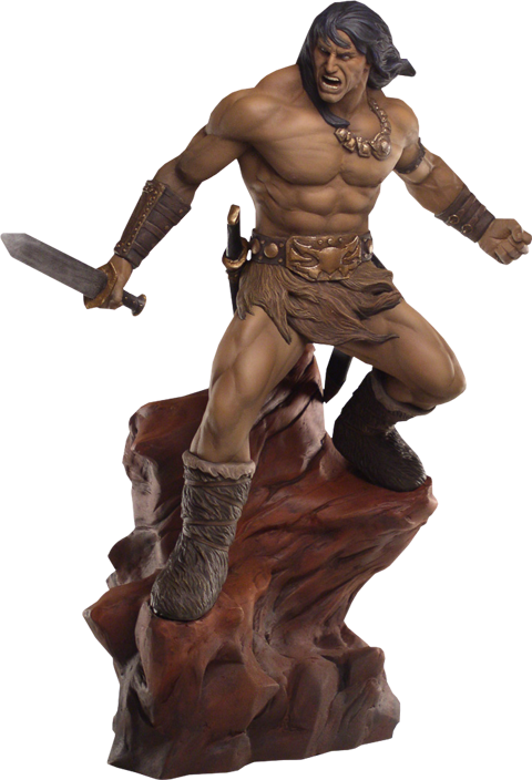 Quarantine Studio Conan the Barbarian Collectible Statue