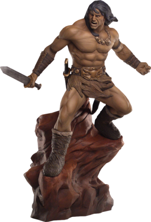Conan the Barbarian Collectible Statue