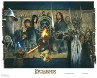 Gallery Image of 'Fellowship of the Ring' - UNFRAMED Fine Art Print
