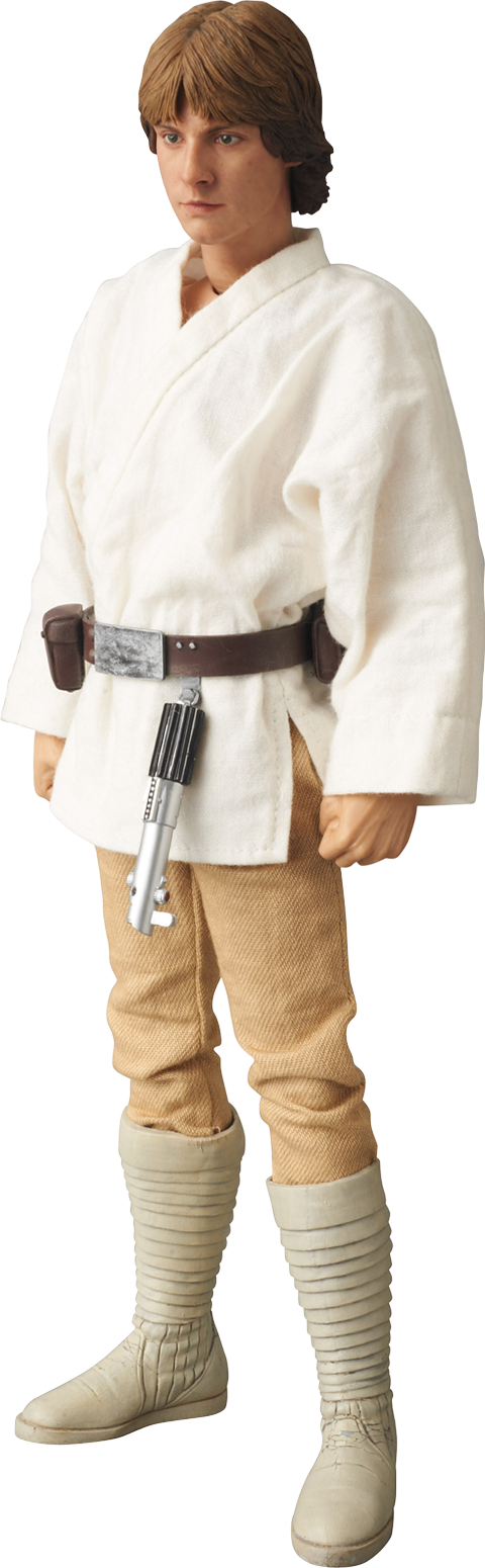 Medicom Toy, Enterbay Luke Skywalker Sixth Scale Figure